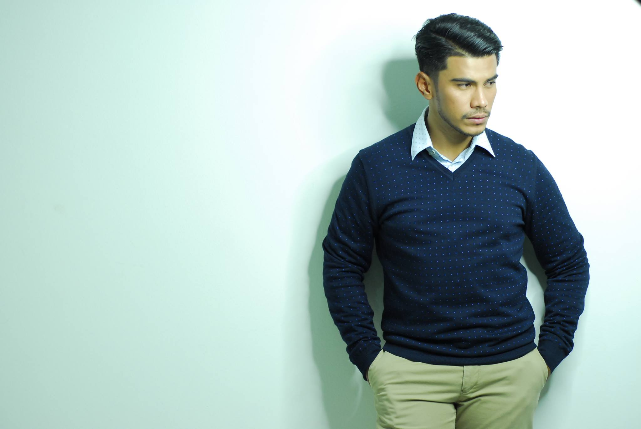 Aktor Kacak Azrel Ismail