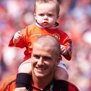Anak David Beckham