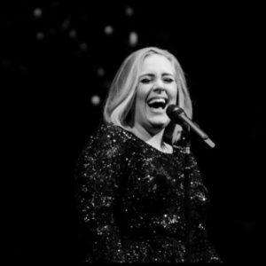 Biodata Adele