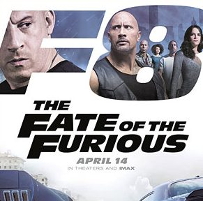 Fate Of The Furious New