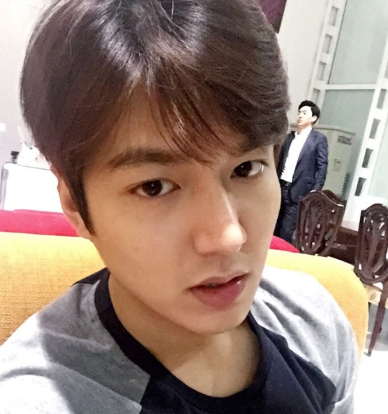 Foto Lee Min Ho Hairstyle