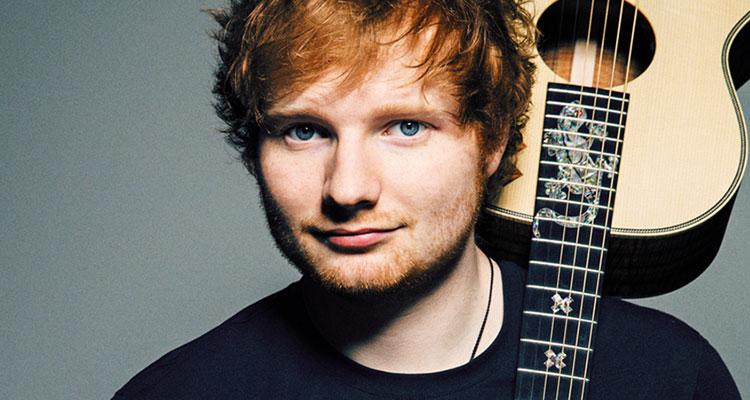 Gambar Ed Sheeran