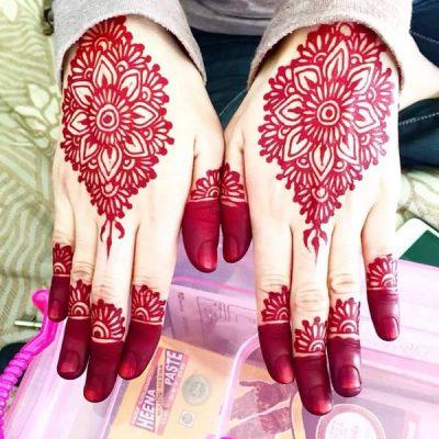 Henna Inai Tangan
