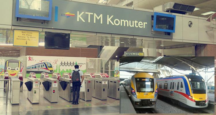 Jadual KTM Komuter