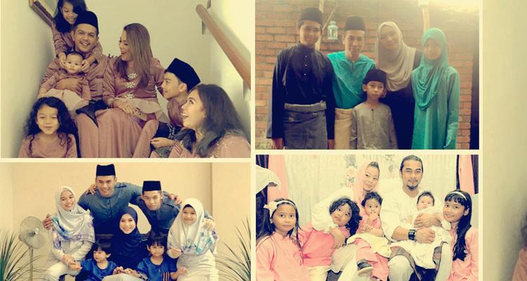 Keluarga Besar Artis Malaysia