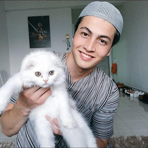 Kucing Peliharaan Daler Yusuf