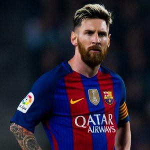 Lionel Messi Barca 2017