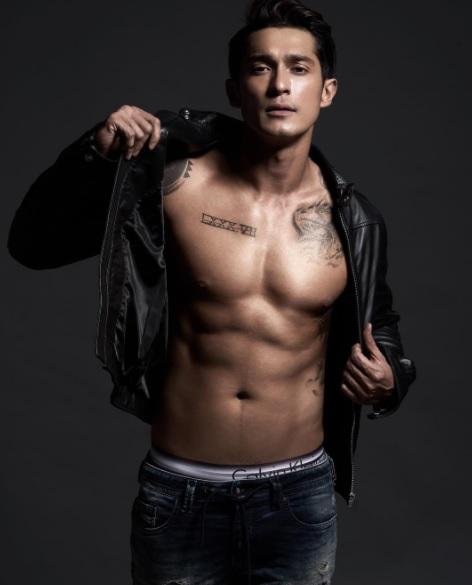 Miller Khan Hot Body