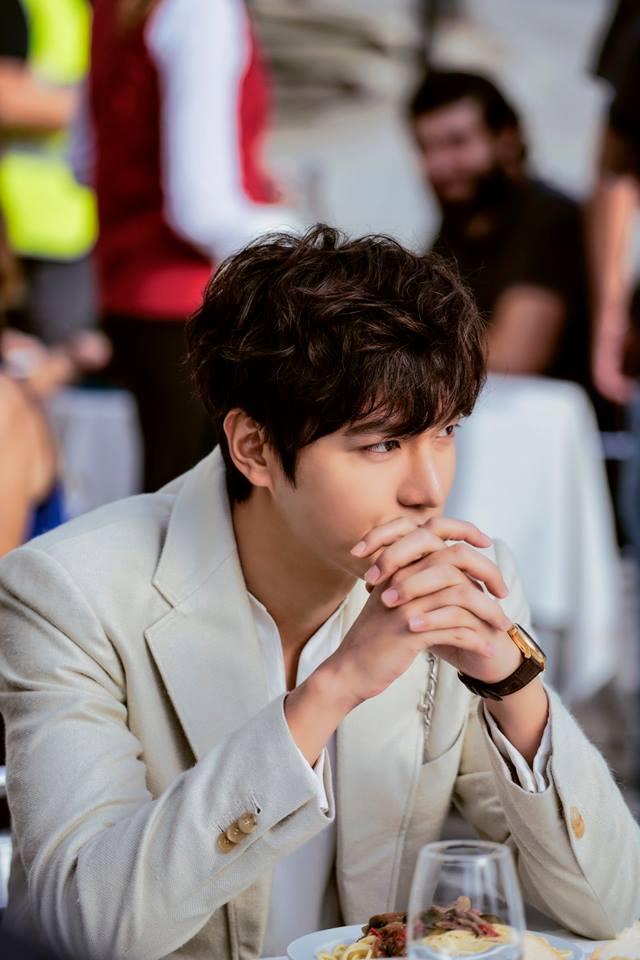 Pelakon Korea Lee Min Ho