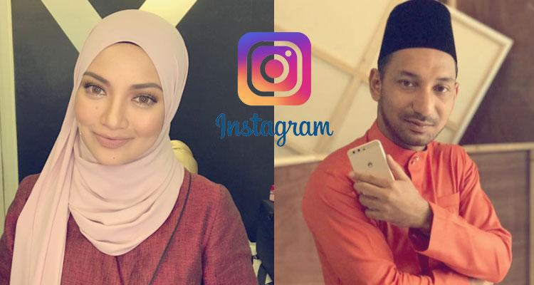 Top 5 Instagram Selebriti Malaysia