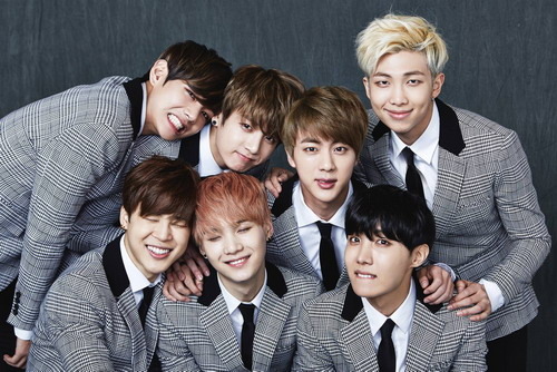 BTS Band Korea