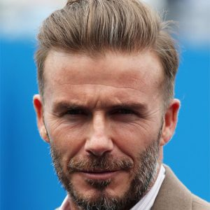 David Beckham 2017 Hairstyles