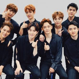 EXO Band 2017