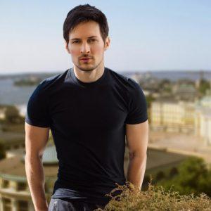 Pavel Durov Yang Kacak