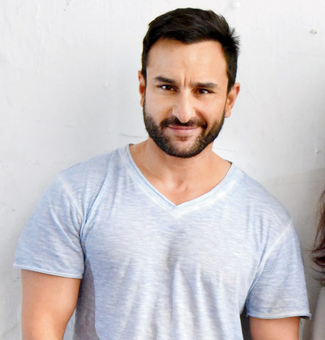 Saif Ali Khan Photo 2017