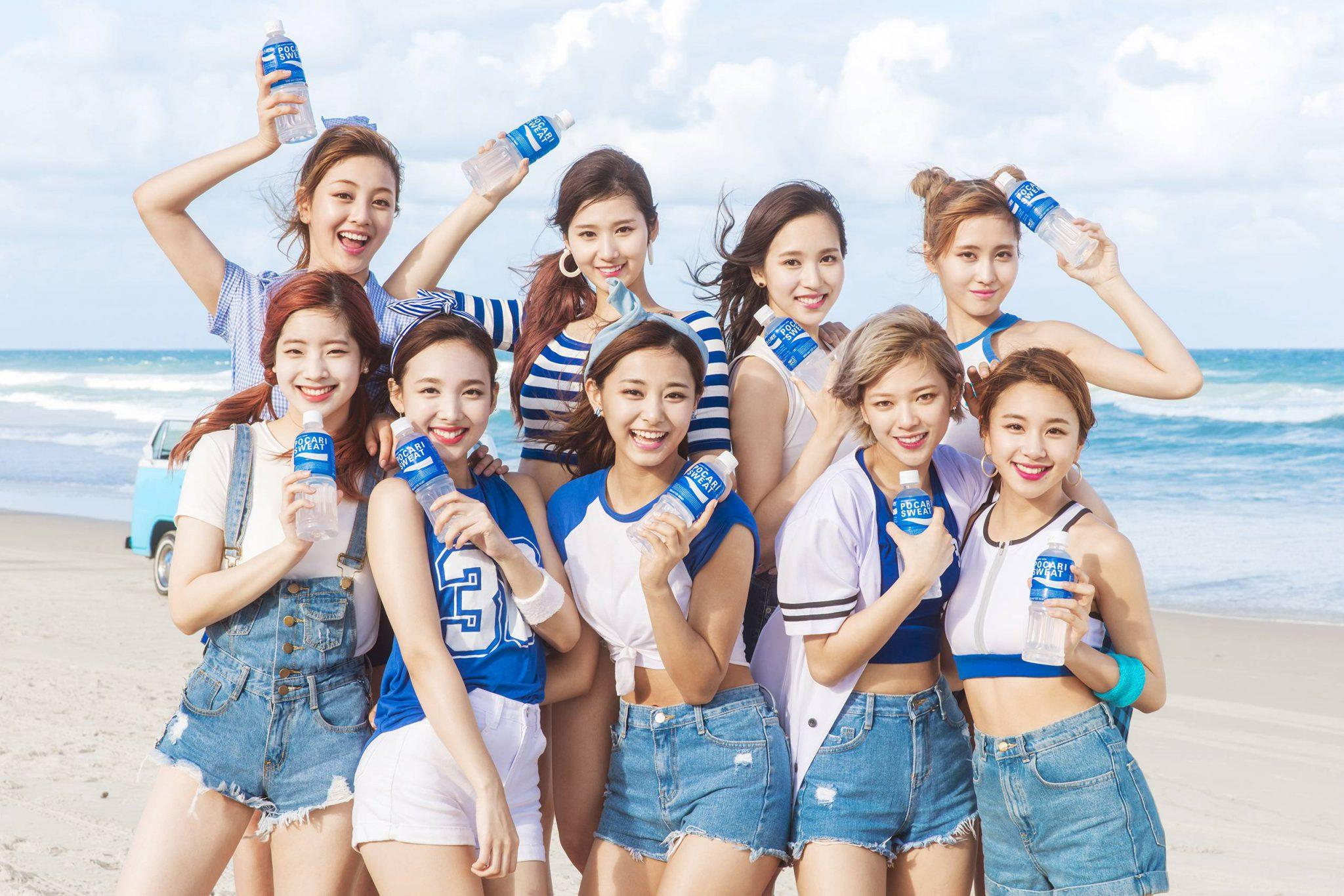 TWICE Band Korea