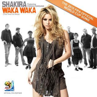 Waka Waka Shakira