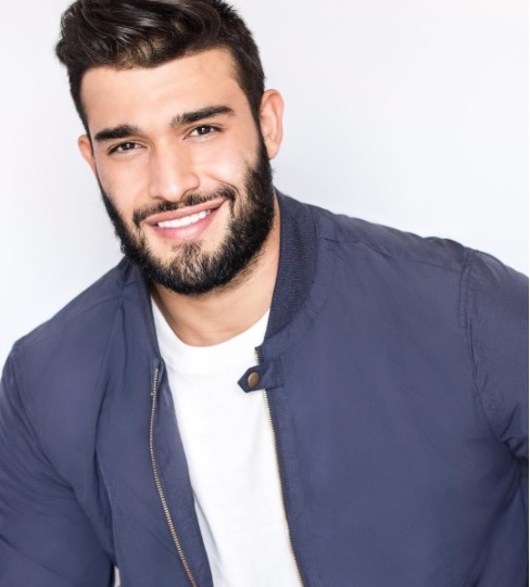 Beard Sam Asghari