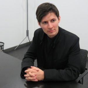 Biodata Pavel Durov