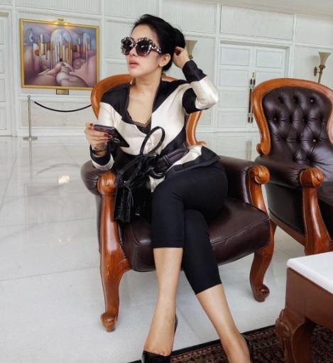 Fesyen Princes Syahrini
