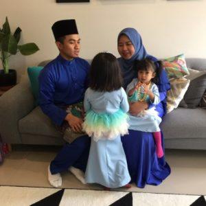 Keluarga Azizulhasni Awang, Jaguh Lumba Basikal Malaysia
