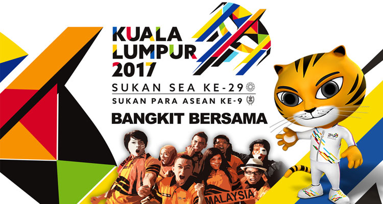 Menarik Sea Games 2017 KL