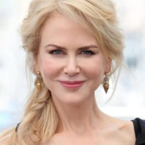 Nicole Kidman 2017 Face