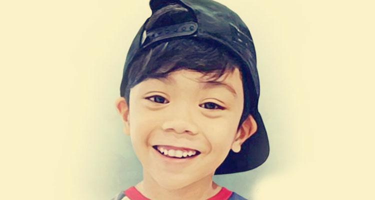 Nik Adam Mikael Pelakon Budak Yang Cute
