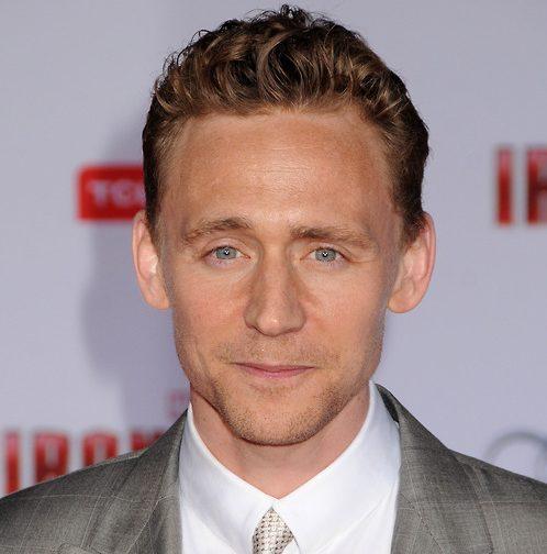 Pelakon Tom Hiddleston