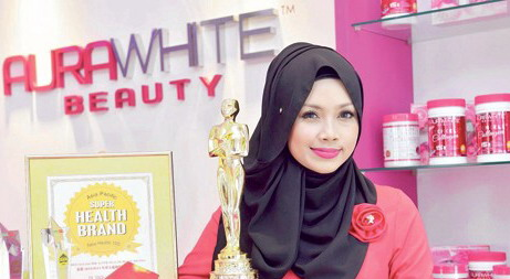 Produk Aurawhite Beauty