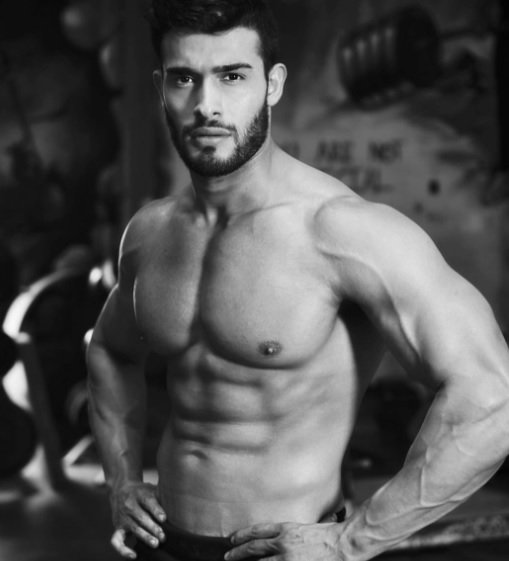 Sexy Men Sam Asghari