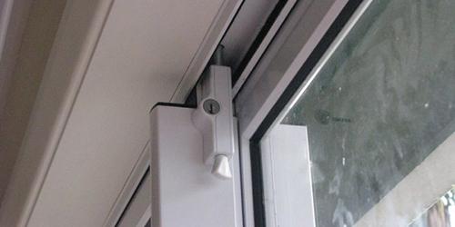 Sliding Door Lock Rumah