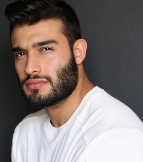 Smile Sam Asghari