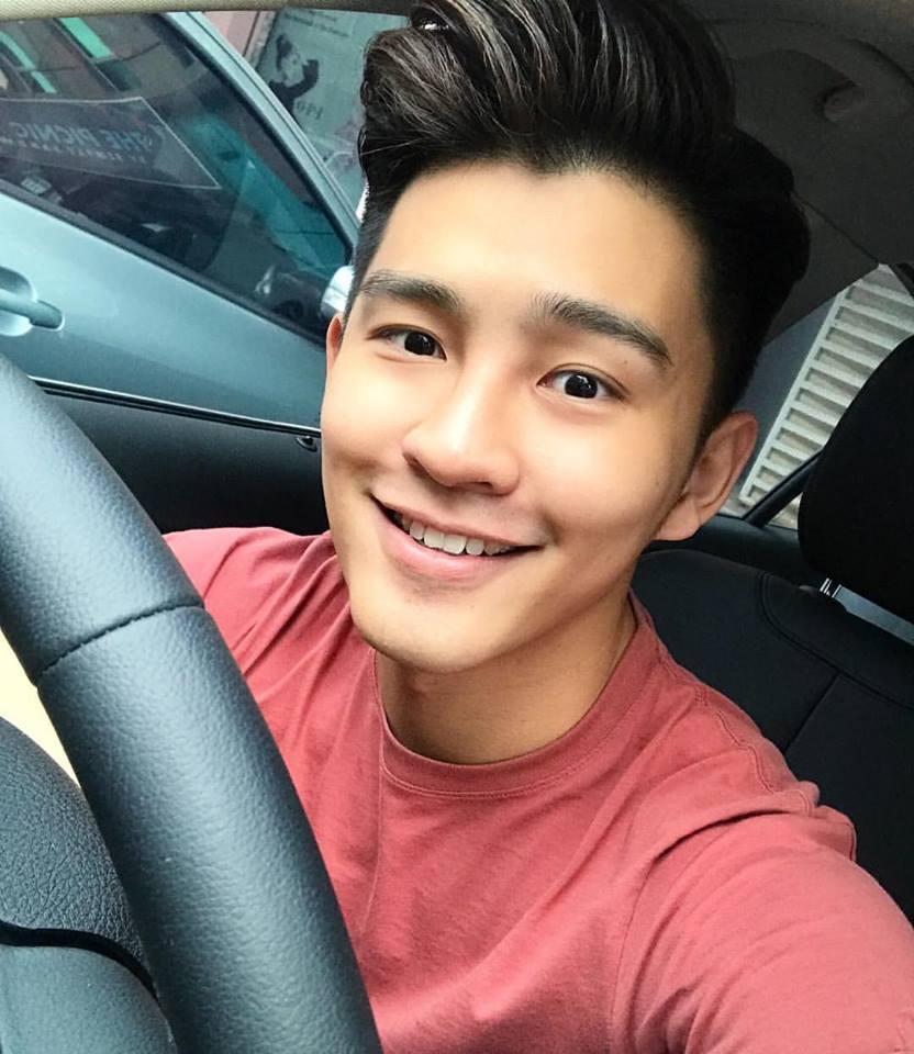 Alvin Chong Driving