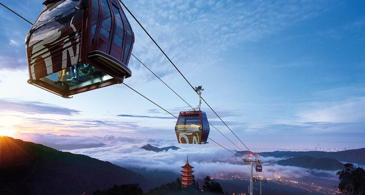 Harga Tiket Awana Skyway Genting Highlands