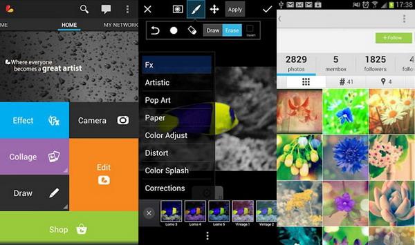 PicsArt Studio Android1