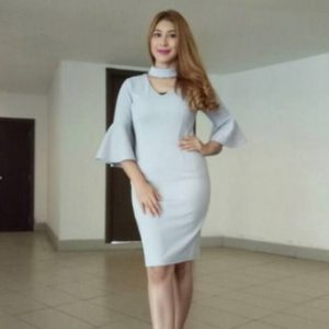 Badan Cantik Tisha Shamsir
