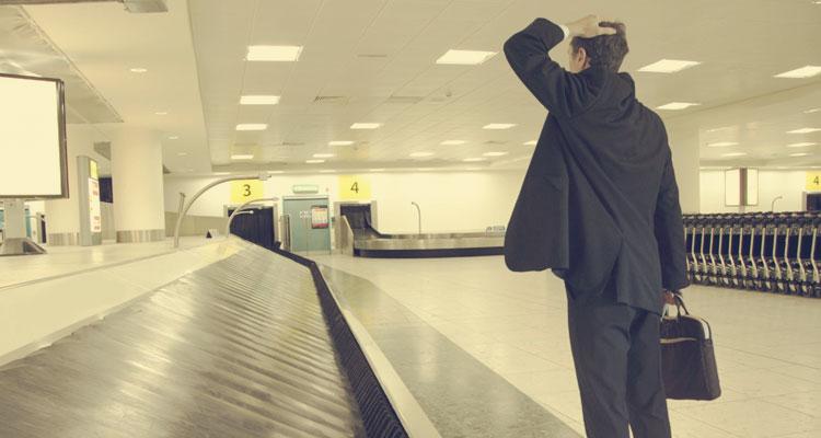 Elak Beg Travel Hilang