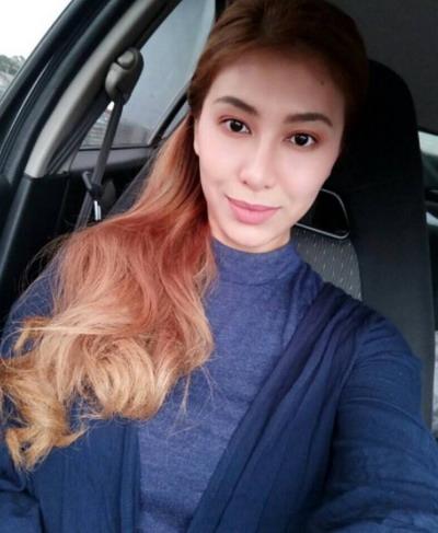Gambar Selfie Tisha Shamsir
