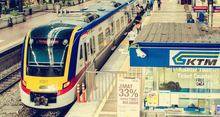 Jadual KTMB Antarabandar