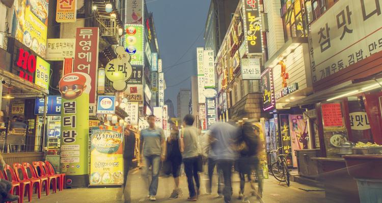 Kehidupan Di Korea Selatan, Seoul