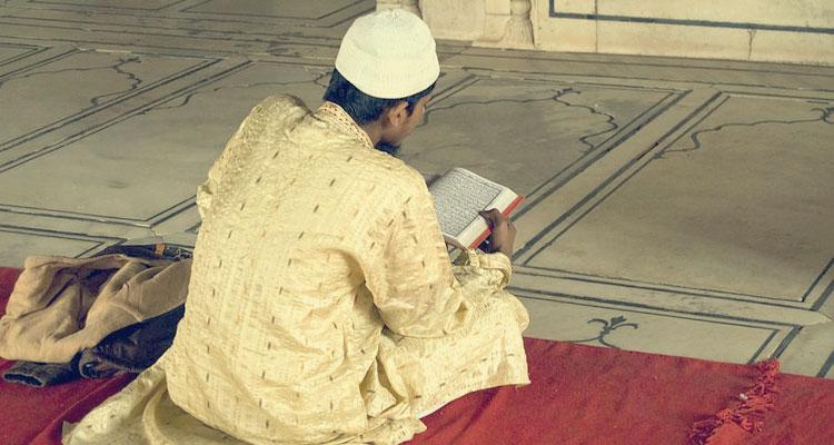 Membaca Quran