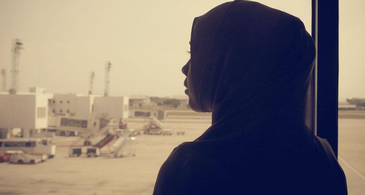 Muslim Travel Pray Jamak Qasar