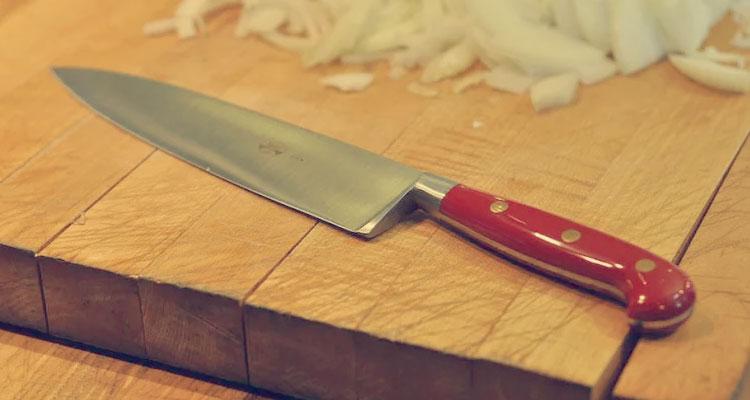 4 Tips Mudah Tajamkan Pisau Di Dapur Anda!