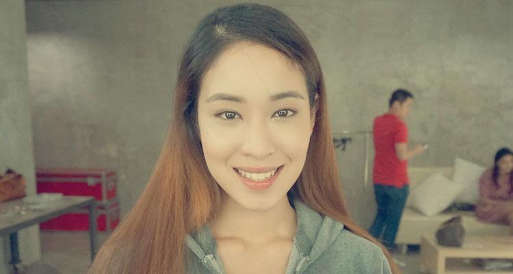 Biodata Syamim Farid, Pelakon Cantik Drama Mata Cinta