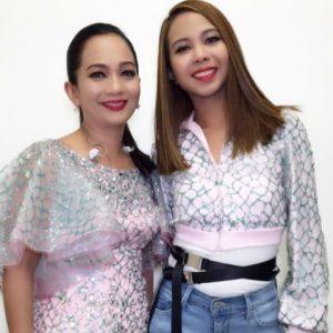 Dato' Sheila Majid Dan Anaknya Kayda Aziz