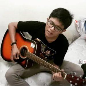 Dzawin Nur Ikram Main Guitar
