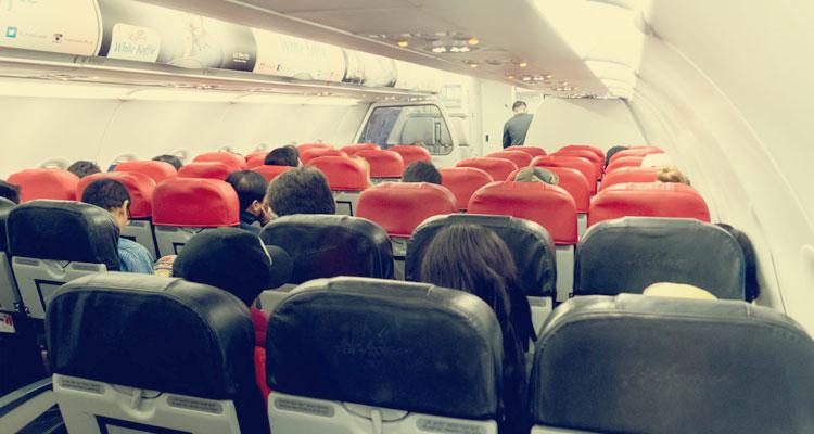 Hilangkan Bosan Dalam Kapal Terbang