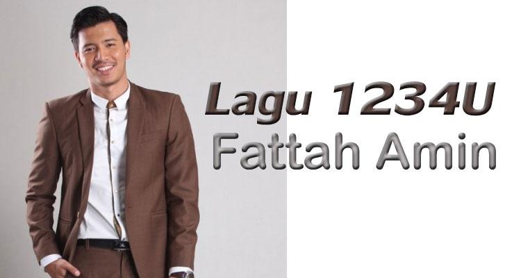 Lagu 1234u Fattah Amin