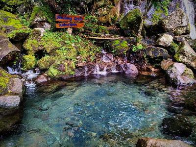 Sendang Geulis Kahuripan Jawa Barat Bandung
